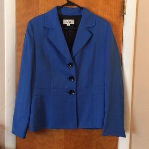 Le Suit Blue Blazer